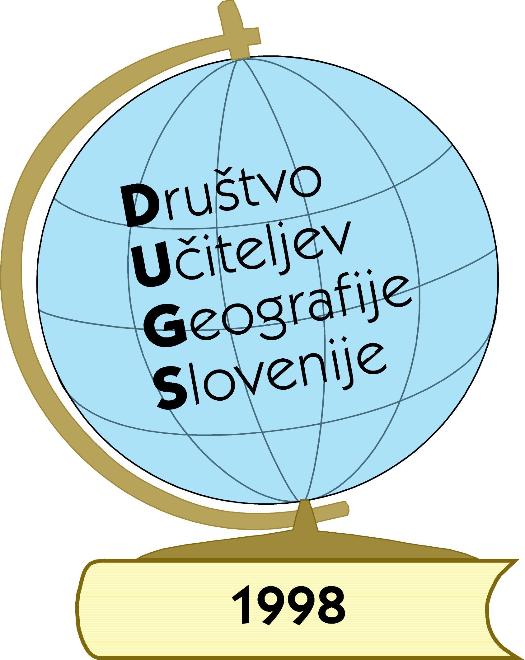 Društvo učiteljev geografije Slovenije